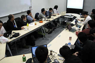 Tokyo OpenSolaris Study Group | by jimgris