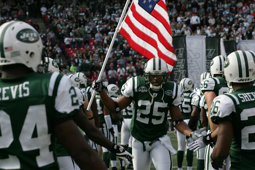 New York Jets vs Jacksonville Jaguars Military Ceremony | by NYCMarines