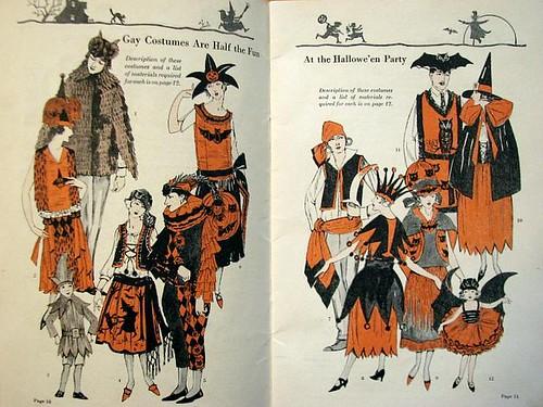 1920's Halloween