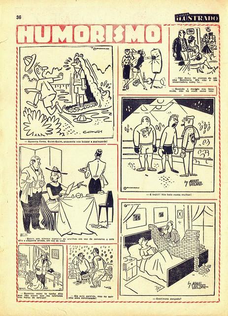 Século Ilustrado, No. 915, July 16 1955 - 27