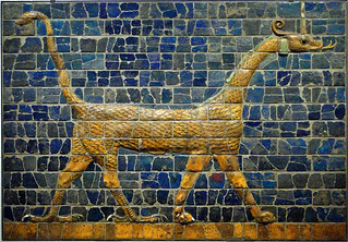 Ishtar Gate | by Maia C