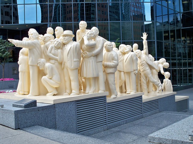 The Illuminated Crowd 2