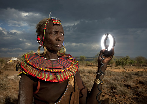 1..2..3! Pokot and flash - Kenya | by Eric Lafforgue