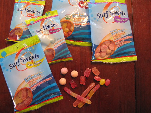 Surf Sweets gluten free gummi candy & jelly beans | by Gluten Free Food Reviews