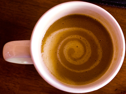 Coffee Swirl | by feverblue