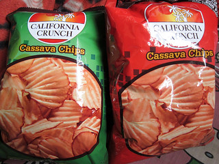 California Crunch Cassava Chips | by karlaredor
