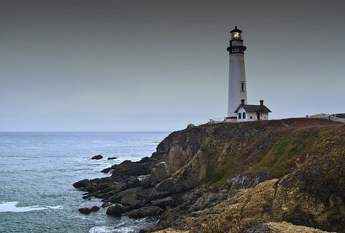 Pigeon Point Lighthouse | by puliarf