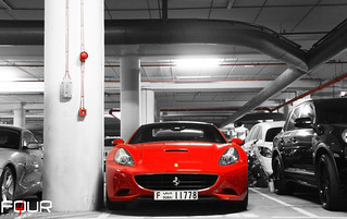 Red. | by 4WheelsofLux Photography