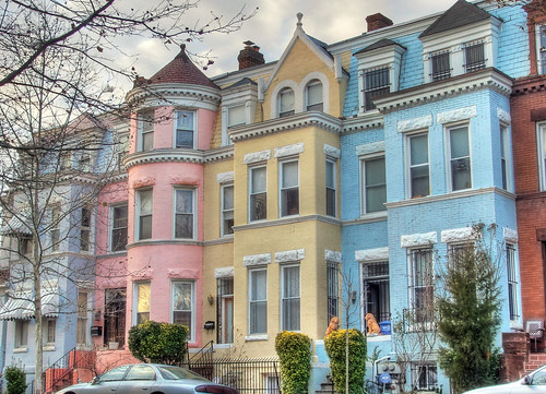 Pastel Houses | by Ronnie R