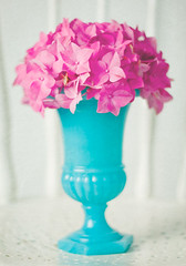 Turquoise vase | by MayaLee Photography