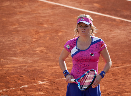 Kim Clijsters | by krissaconnection