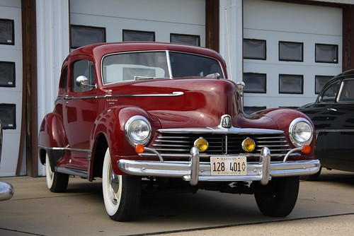 1946 Hudson Super 6 Coup | by Armchair Aviator