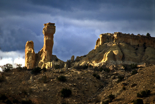 Ghost-Ranch---Chimney-Rock | by Glen's Pics