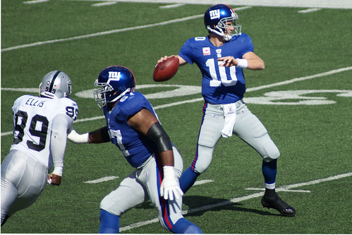 Raiders vs. Giants 10-12-2009 | by Jason Poulton