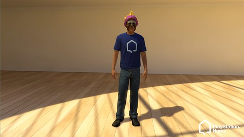 PlayStation Home: Male_Renaissance | by PlayStation.Blog
