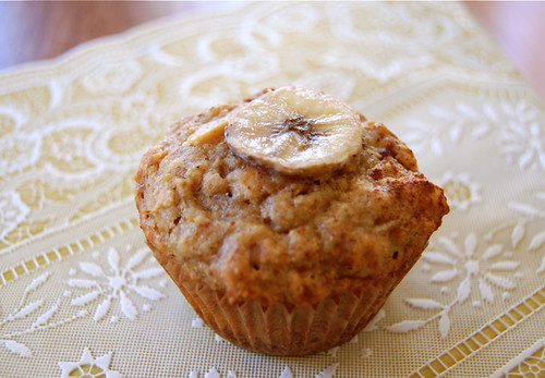Peanut Butter Banana muffins | by Justin Snow