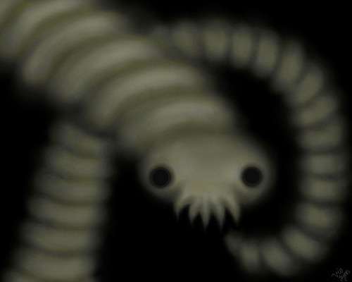 Tapeworm | by Damnations_Shadow