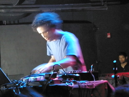 Four Tet at Le Poisson Rouge 2/18/10 | by Anthony Cuellar