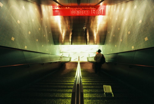 Metro Rail | by \\ CINEMAFIA ///