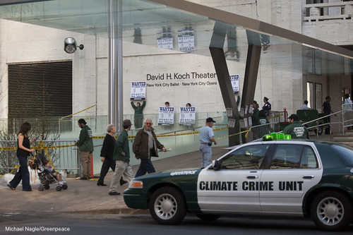 Climate Crime Response | by Greenpeace USA 2016