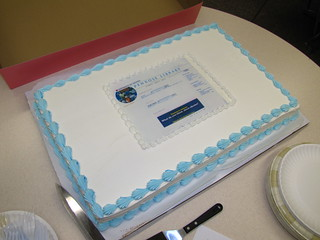 New Website Cake 1 | by DULibraries