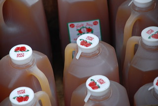 apple cider at Camden Farmers' Market | by kthread