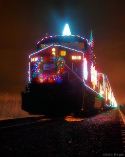 2009 Canadian Pacific Holiday Train | by Eric Bégin