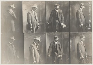 Henry Lawson, 1915 / photographer William Johnson | by State Library of New South Wales collection