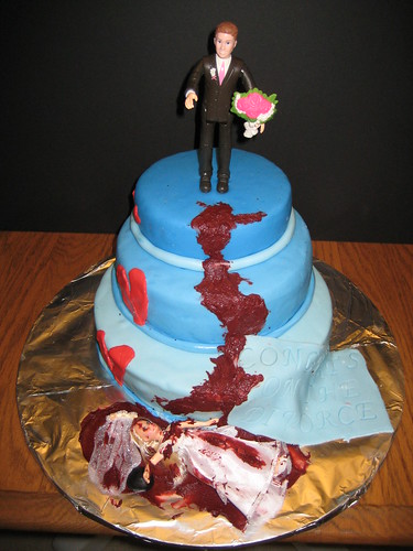 Male divorce cake | by doroc