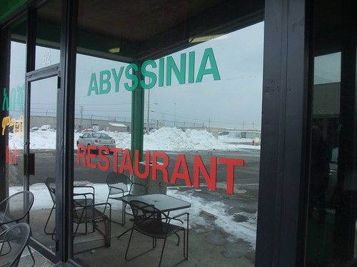 Abyssinia Cafe (Columbus, OH) - Customer Service FAIL | by swampkitty