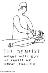 the-dentist | by travisjgood