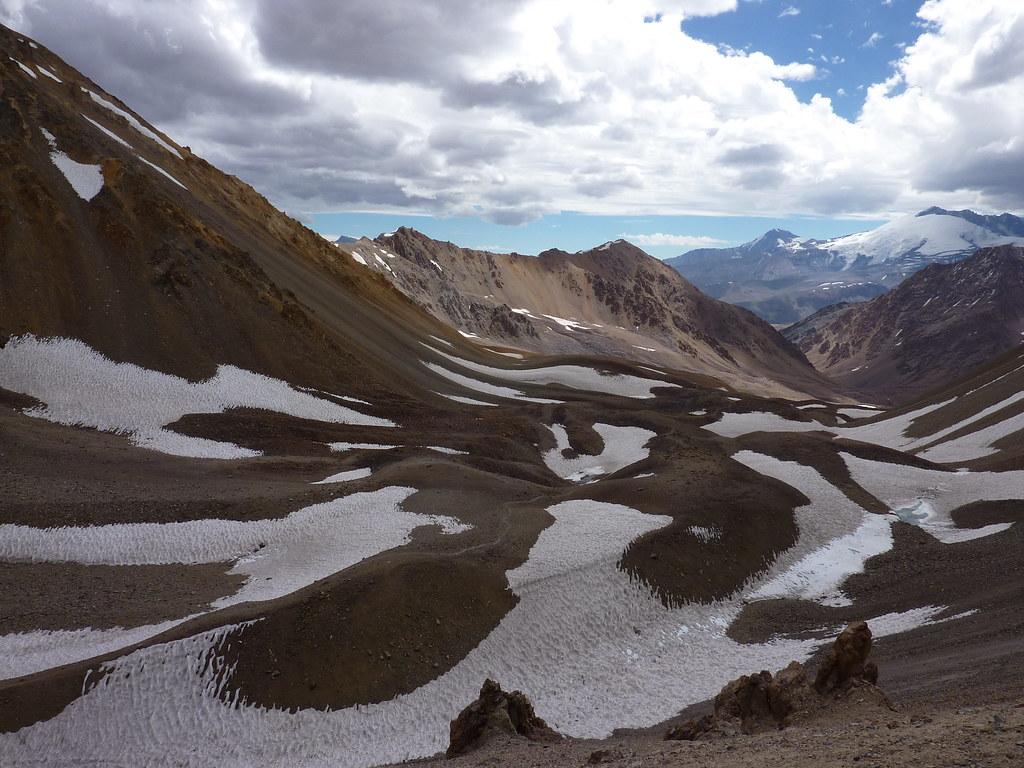 Cruce Cordillera de los Andes, Argentina
