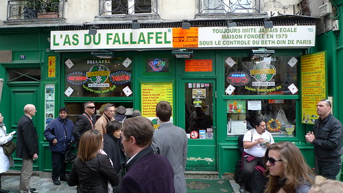 L'As du Fallafel | by Paris by Mouth