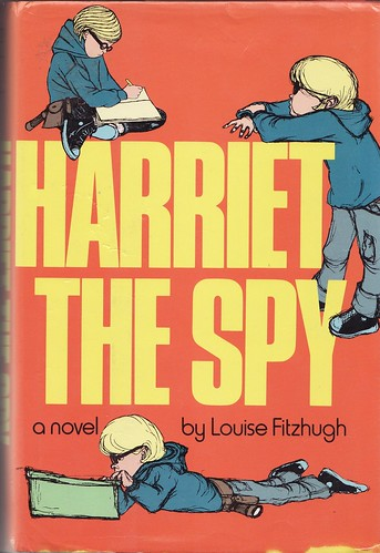 Harriet the Spy | by Calsidyrose
