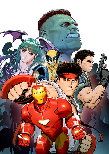 Marvel vs Capcom 3 unveiled! | by PlayStation.Blog