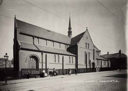 008560:St. Lawrence's Church Walker Road Byker Unknown c.1920