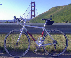 Roadie at the Golden Gate Bridge | by Gunnar Cycles