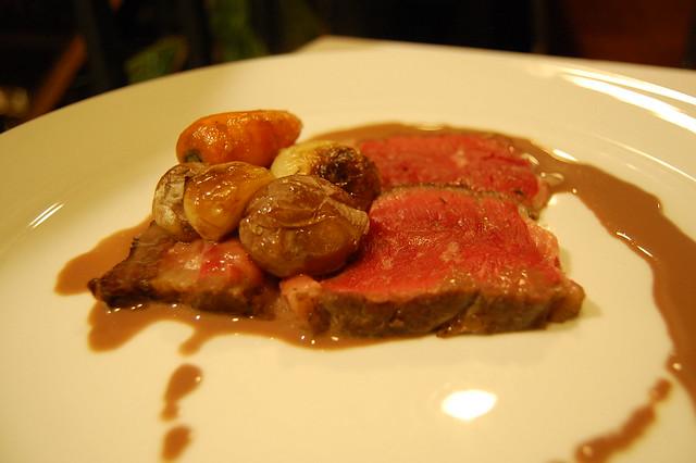 113 cucinare entrecote i tagli della carne bovina