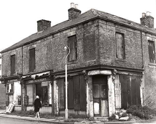025489:E. Chapman Corn Merchants Dalton Street Byker City Engineers 1976