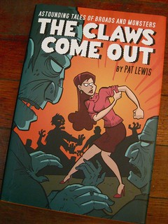 THE CLAWS COME OUT by Pat Lewis | by firstsecondbooks