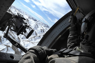 Above Afghanistan | by The U.S. Army