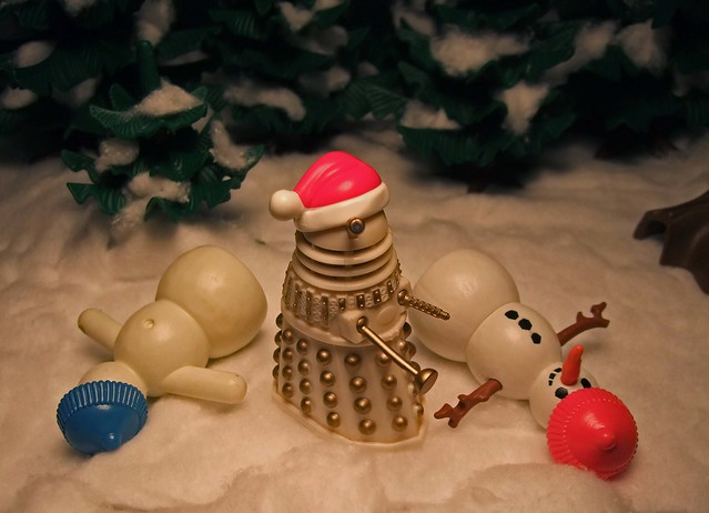 Christmas on Skaro