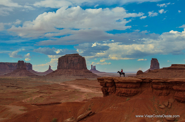 QUE VER EN MONUMENT VALLEY