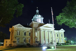 Union County Courthouse (Night)
