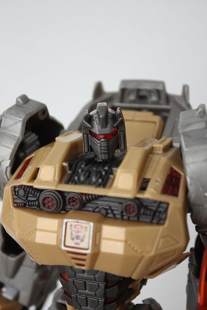 [Transformers] Grimlock(Ver. FOC)