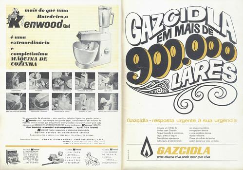 Banquete, Nº 119, Janeiro 1970 - 17