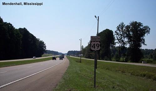 Mendenhall, Mississippi