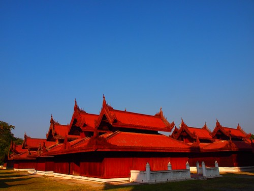 Mandalay Palace (Myanmar 2013)