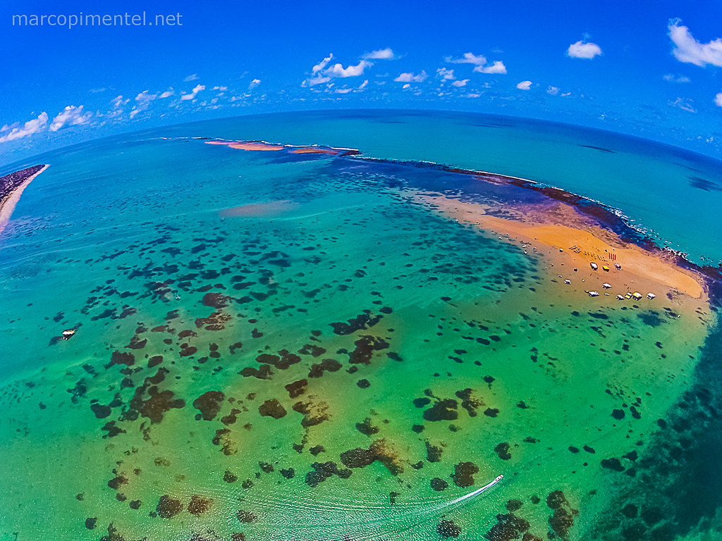 lha de Areia Vermelha - Paraíba