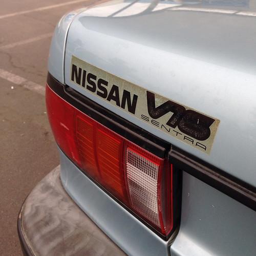 Nissan V16 - Santiago, Chile